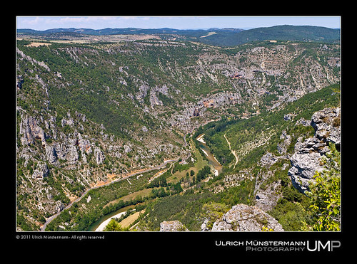 france mountains river landscape frankreich europa europe canyon frankrijk 12 landschaft 48 landschap languedocroussillon aveyron rivier région panoramicview midipyrénées gorgesdutarn département lozère flus rocdeshourtous