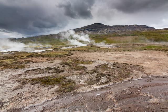 Iceland - Haukadalur