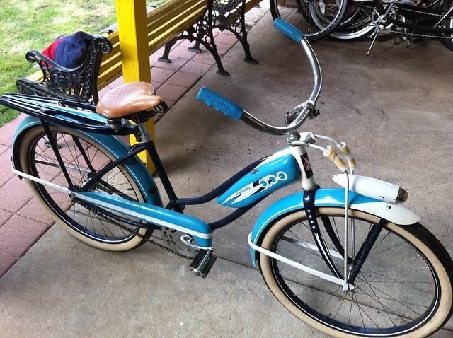 Gidget's bike