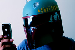 Boba Fett iPhone