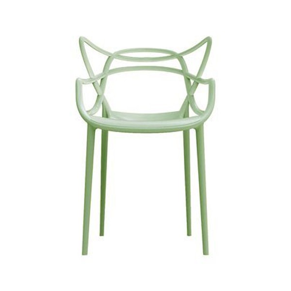 Chaise masters vert sauge kartell flickr photo sharing - Chaises kartell masters ...