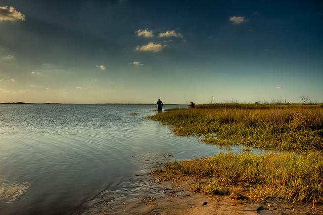 Fishing galveston island state park flickr photo for Fishing galveston tx