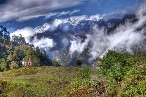 india sikkim tsoka goechalapass dzongrigochala