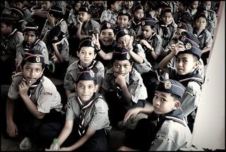 Junior Scouts :)