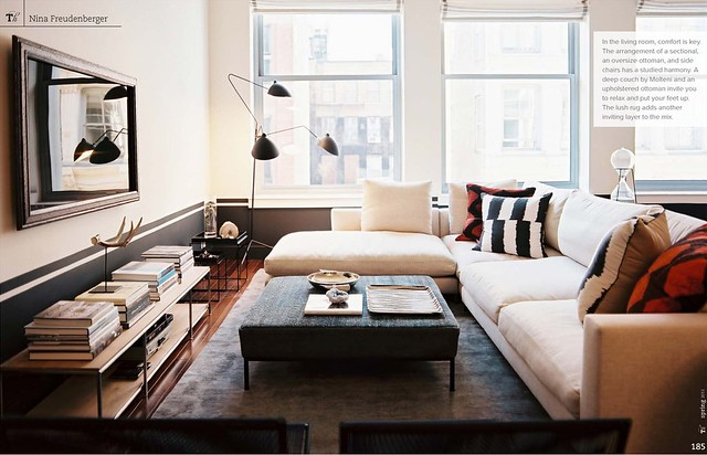 Cline lonny eclectic modern living room flickr photo sharing