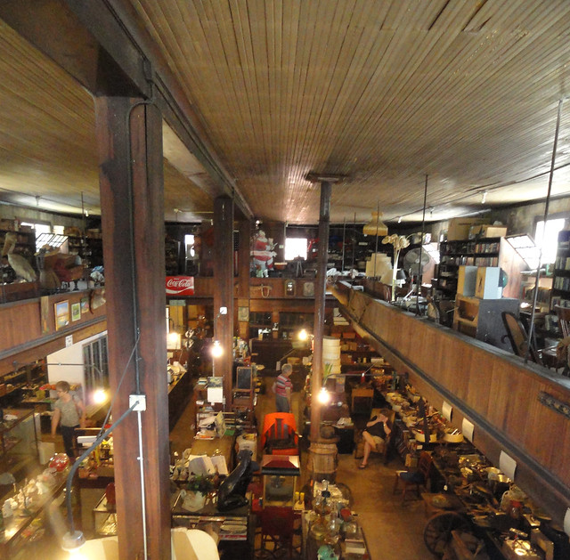 Simmons-Wright Company General Store, Kewanee MS