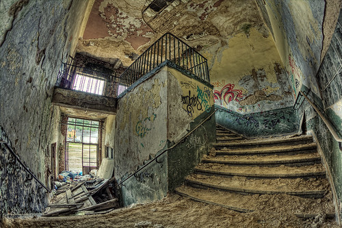 Wasted Factory HDR | by 55Laney69