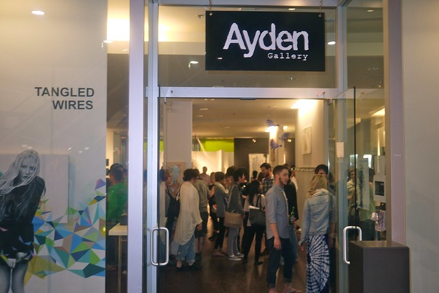 Tangled Wired | Ayden Gallery