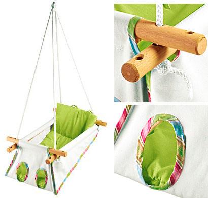 Beemam blog moda beb s ni os diy juguetes y decoraci n hamaca algod n ecol gico - Precio de hamacas para bebes ...