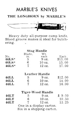 Marbles Knife And Gear Thread Bushcraft Usa Forums