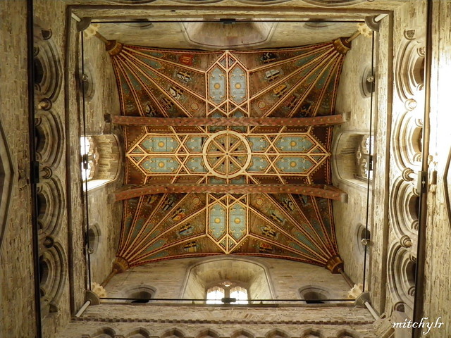 Tower Ceiling 2