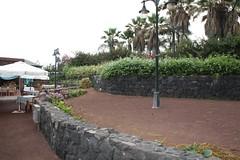 Terraza del Restaurante Los Faroles