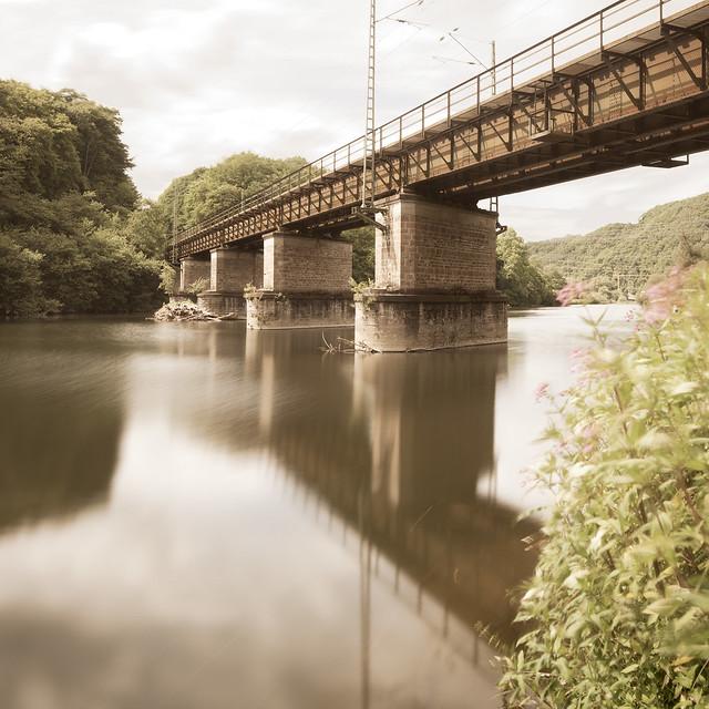 Sieg bridges (4)