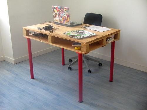 pallet desk overall
