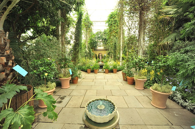 SPANISH PARADISE : GARDEN OF THE ALHAMBRAS 2011 - New York Botanical Garden , Bronx NYC - 07/12/11