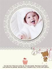 5936624122 98e5604d01 m Message Ideas For Baby Boy Cards