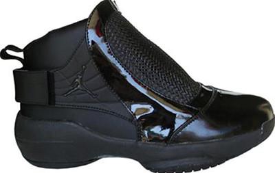 acheter en ligne 05d64 add66 Nike-Air-Jordan-19-all-black   Divided box The Air Jordan 19 ...