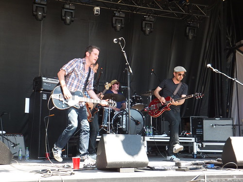 The Beauties at Ottawa Bluesfest 2011