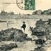 2466. Dieppe. Dans les rochers (c.1914) ©pellethepoet