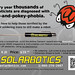 Solarbotics Servo and Nuts & Volts ad - September 2010