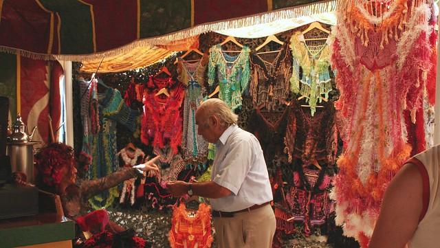 Mercado de Las Dalias, Ibiza