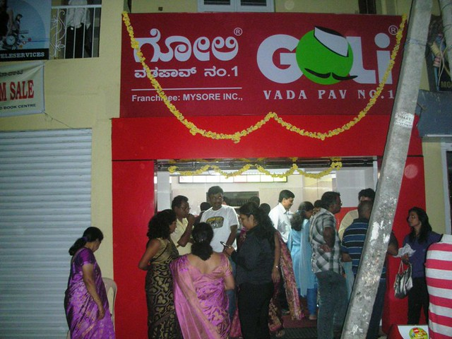 Goli vada pav franchise cost in bangalore dating. what can i do to meet good women besides online dating.
