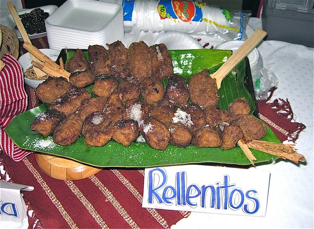 Food festival guatemala food antigua rellenitos flickr for Antiguan cuisine