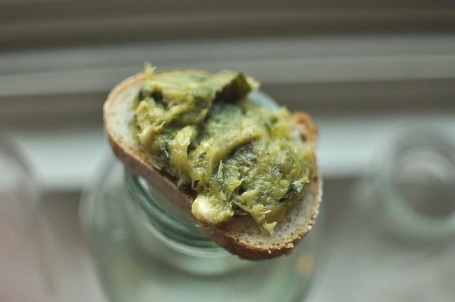 zucchini spread