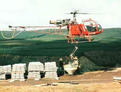 Sud Aviation, SA-315B, Lama