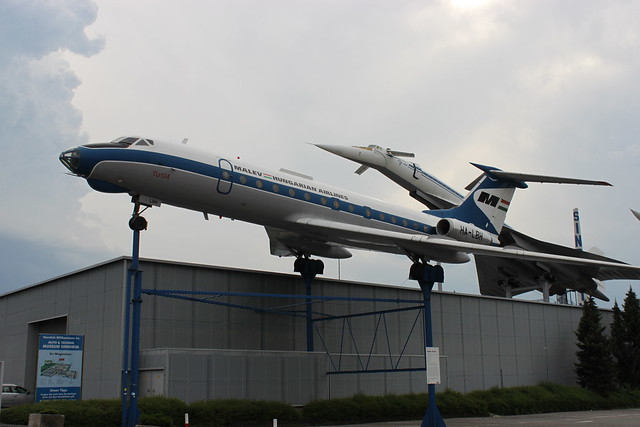 Malev Hungarian Airlines Tu-134