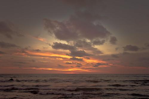 sea sun sol sunrise canon de mexico mar mazatlan puesta sinaloa