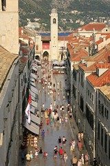 Old City Dubrovnik, Main Street