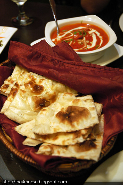 Spice Sutra - Plain Naan