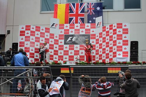 Formel 1 - Nürburgring  2011
