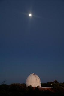 View from Kitt Peak Observatory