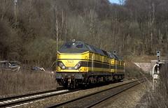 * Belgien  Baureihe  51  New Scan