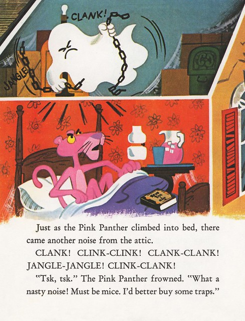 The Pink Panther in the Haunted House00011
