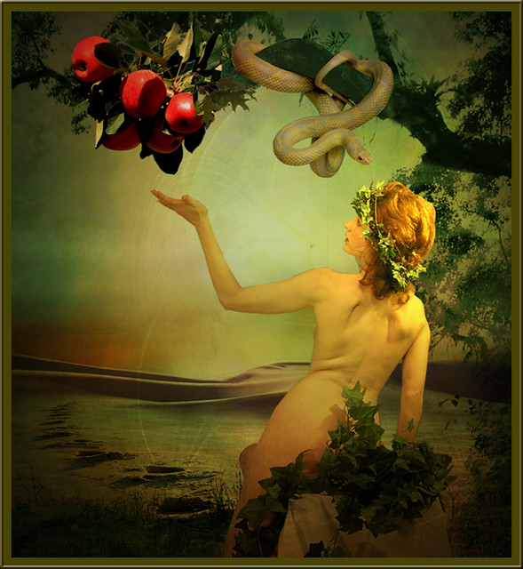 Eve flickr photo sharing - Who was the serpent in the garden of eden ...