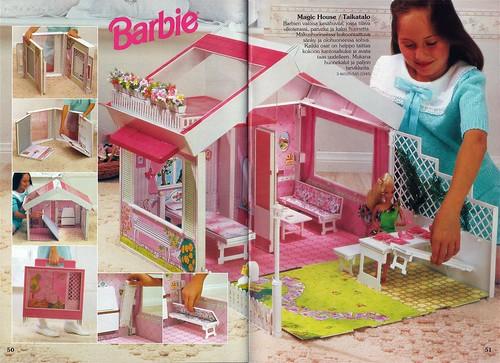 Barbie Journal 1992 (Finnish)