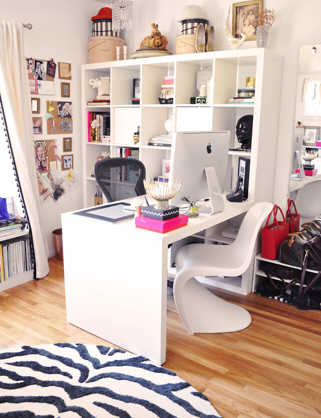 my old home office dressing room love maegan. Black Bedroom Furniture Sets. Home Design Ideas
