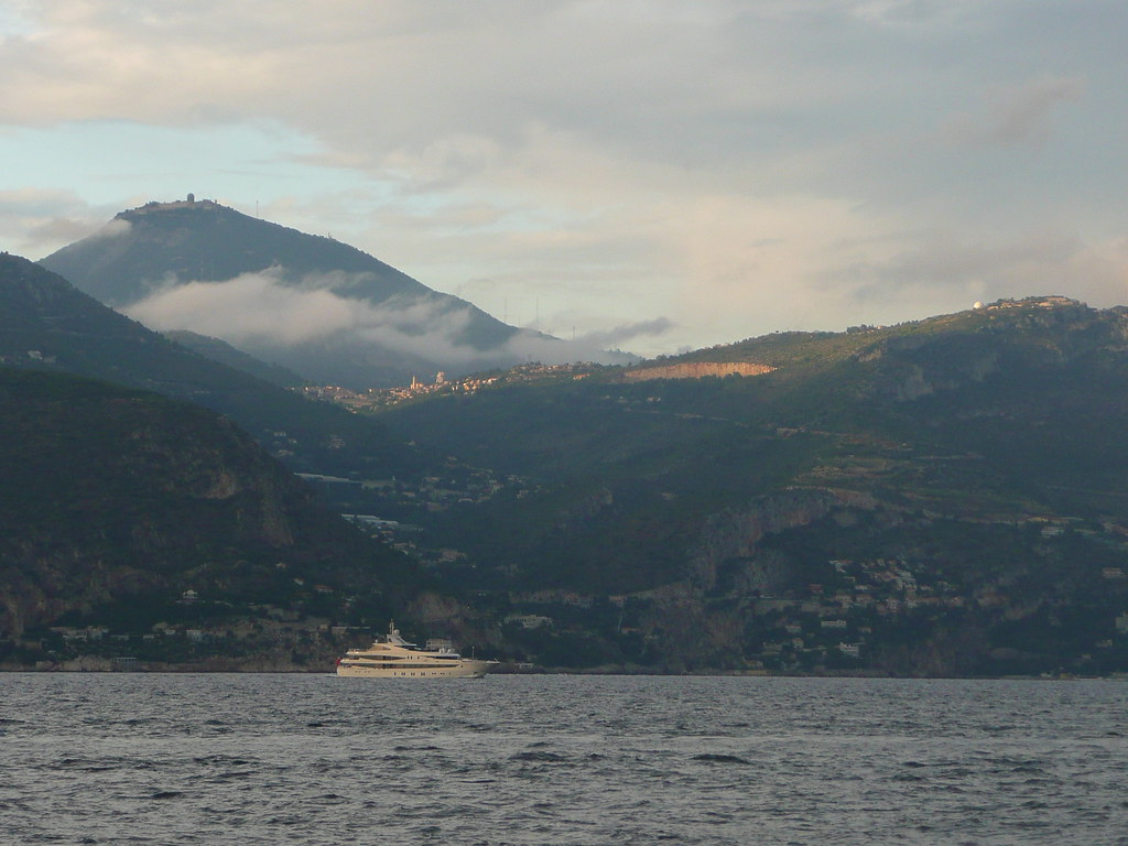 La Turbie, desde Cap Ferrat