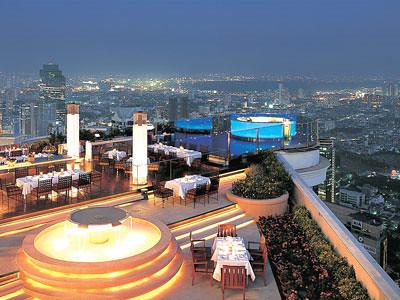 Sirocco Bar, Bangkok
