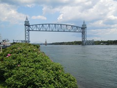 Tall ship makes voyage down Cape Cod Canal