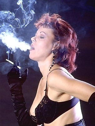 Fetish picture smoking