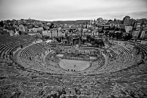 The Roman Theater- jordan