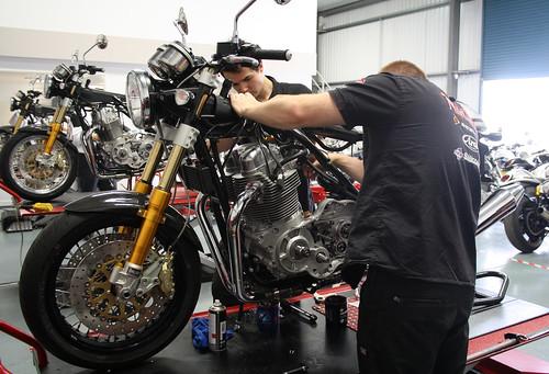 Norton Motorcycles (UK) Ltd