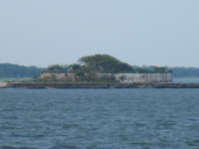Fort Sumter 4 Aug 11 1688