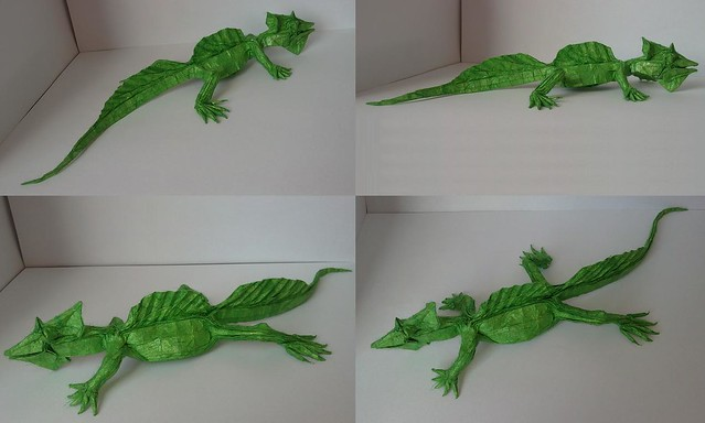 essays about the basilisk lizard The modern-day green basilisk or plumed basilisk is a little lizard that can run across the surface of water like wire-fu ninjas do, or reptile jesus, or remo .