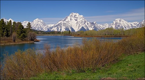 Oxbow Bend, Grand Teton National Park, Wyoming