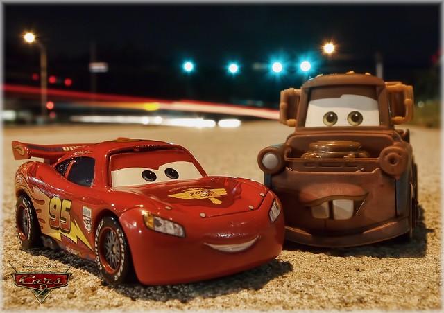 Car Shopping App >> Cars 2 - Lightning McQueen & Mater lost in Jacksonville ...